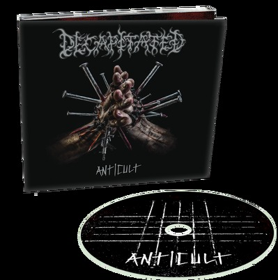 CD Shop - DECAPITATED ANTICULT