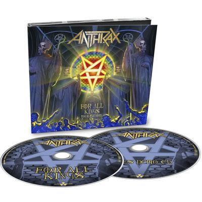 CD Shop - ANTHRAX FOR ALL KINGS (TOUR EDIT.)