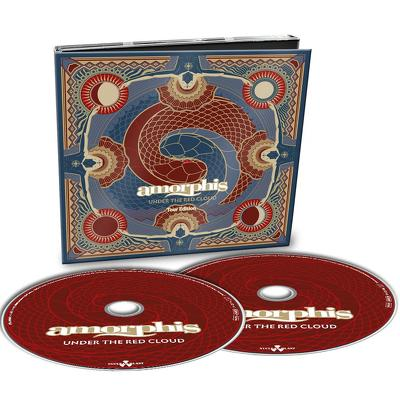 CD Shop - AMORPHIS UNDER THE RED CLOUD (TOUR EDI