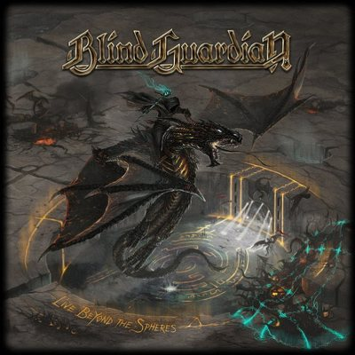 CD Shop - BLIND GUARDIAN LIVE BEYOND THE SPHERES