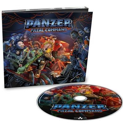CD Shop - PANZER FATAL COMMAND