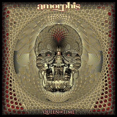 CD Shop - AMORPHIS QUEEN OF TIME