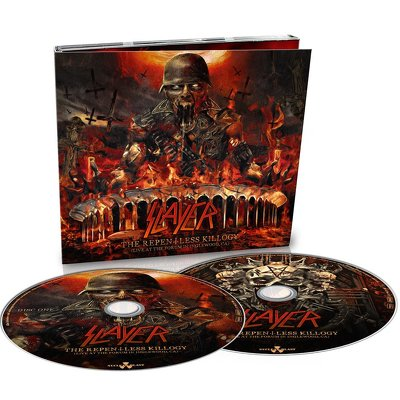 CD Shop - SLAYER THE REPENTLESS KILLOGY