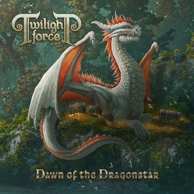 CD Shop - TWILIGHT FORCE DAWN OF THE DRAGONSTAR