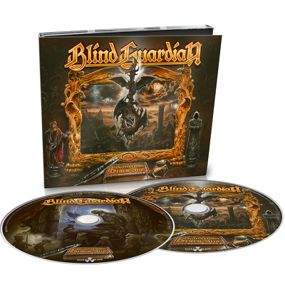 CD Shop - BLIND GUARDIAN IMAGINATIONS FROM THE O