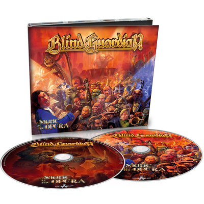 CD Shop - BLIND GUARDIAN A NIGHT AT THE OPERA