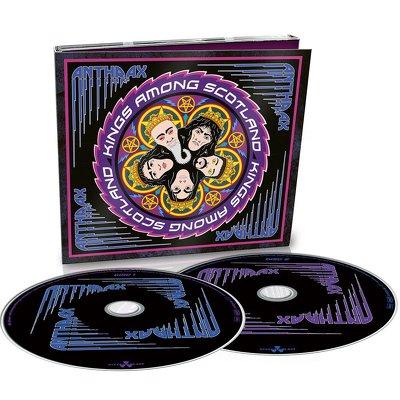 CD Shop - ANTHRAX KINGS AMONG SCOTLAND
