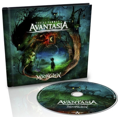 CD Shop - AVANTASIA MOONGLOW DIGIBOOK