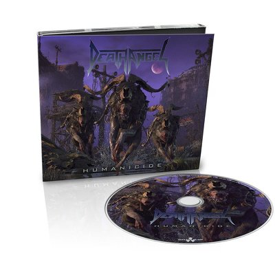 CD Shop - DEATH ANGEL HUMANICIDE