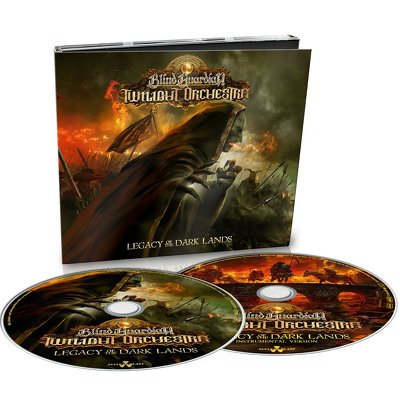 CD Shop - BLIND GUARDIAN TWILIGHT ORCHESTRA LEGA