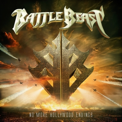 CD Shop - BATTLE BEAST NO MORE HOLLYWOOD ENDINGS