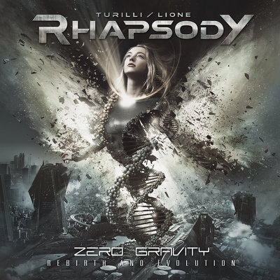 CD Shop - RHAPSODY, TURILLI / LIONE ZERO GRAVITY