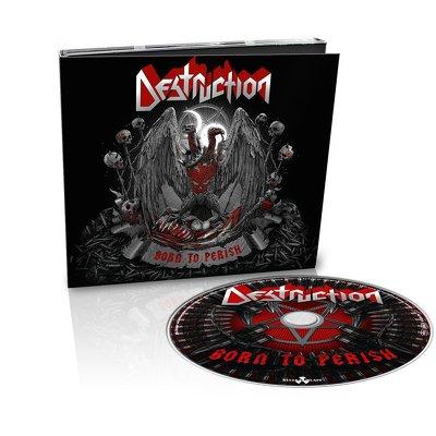 CD Shop - DESTRUCTION BORN TO PERISH