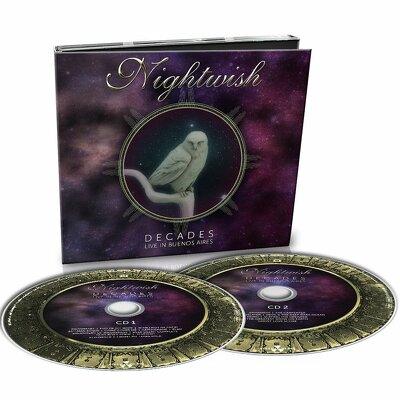 CD Shop - NIGHTWISH DECADES: LIVE IN BUENOS AIRE