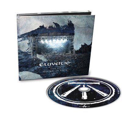 CD Shop - ELUVEITIE LIVE AT MASTERS OF ROCK 2019