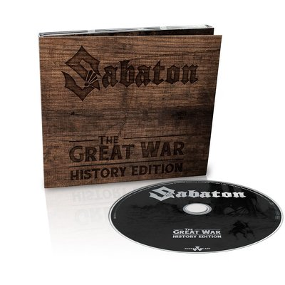 CD Shop - SABATON THE GREAT WAR (HISTORY) LTD.