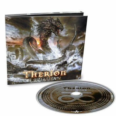 CD Shop - THERION LEVIATHAN LTD.