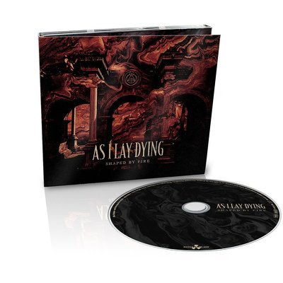 CD Shop - AS I LAY DYING SHAPED BY FIRE