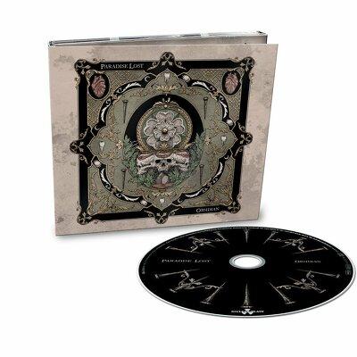 CD Shop - PARADISE LOST OBSIDIAN LTD.
