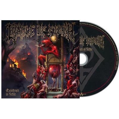 CD Shop - CRADLE OF FILTH EXISTENCE IS FUTILE LT