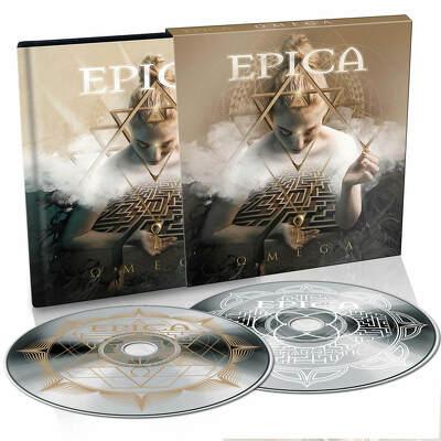 CD Shop - EPICA OMEGA DIGIBOOK LTD.