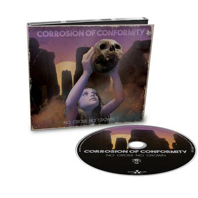 CD Shop - CORROSION OF CONFORMITY NO CROSS NO CR
