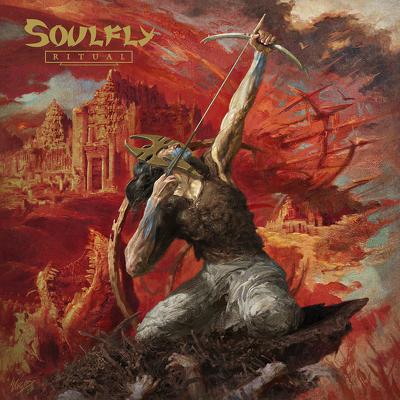 CD Shop - SOULFLY RITUAL