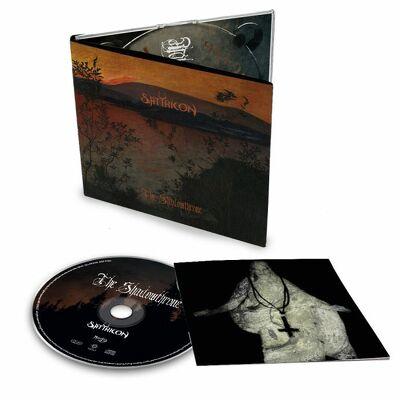 CD Shop - SATYRICON THE SHADOWTHRONE