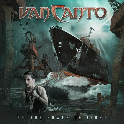 CD Shop - VAN CANTO TO THE  POWER OF EIGHT