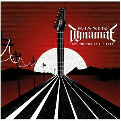 CD Shop - KISSIN DYNAMITE NOT THE END OF THE ROA
