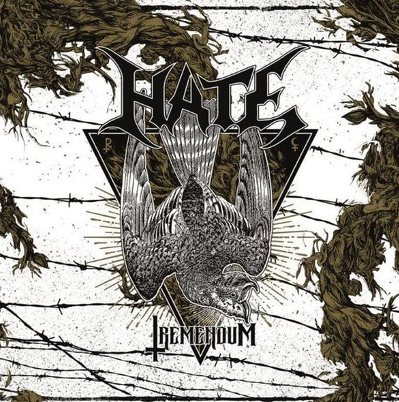 CD Shop - HATE TREMENDUM LTD.