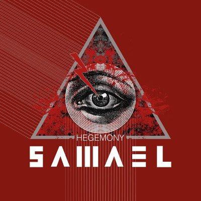 CD Shop - SAMAEL HEGEMONY