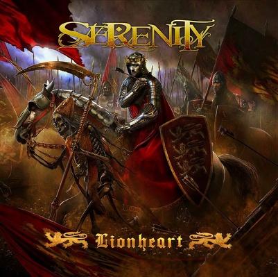 CD Shop - SERENITY LIONHEART