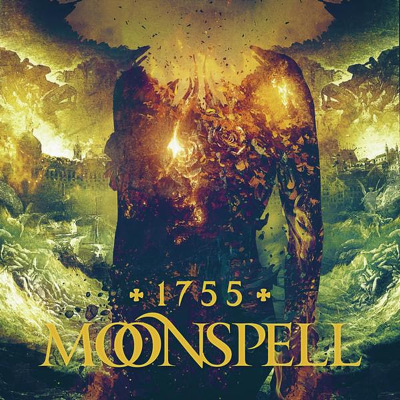 CD Shop - MOONSPELL 1755 LTD.