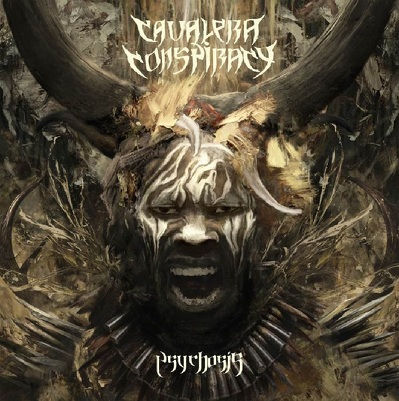 CD Shop - CAVALERA CONSPIRACY PSYCHOSIS LTD.