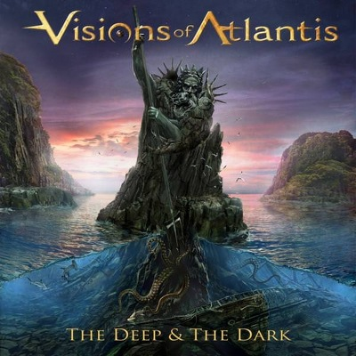 CD Shop - VISIONS OF ATLANTIS THE DEEP & THE DAR