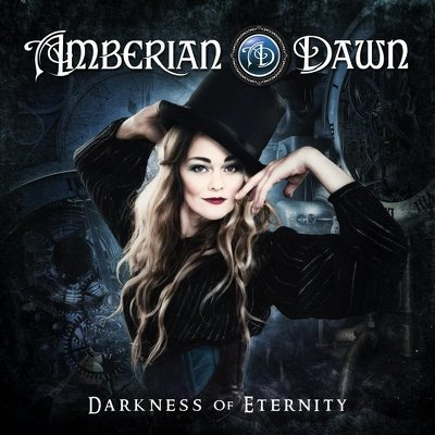 CD Shop - AMBERIAN DAWN DARKNESS OF ETERNITY LTD
