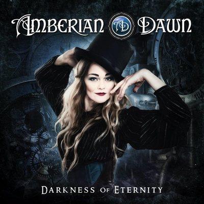 CD Shop - AMBERIAN DAWN DARKNESS OF ETERNITY LTD