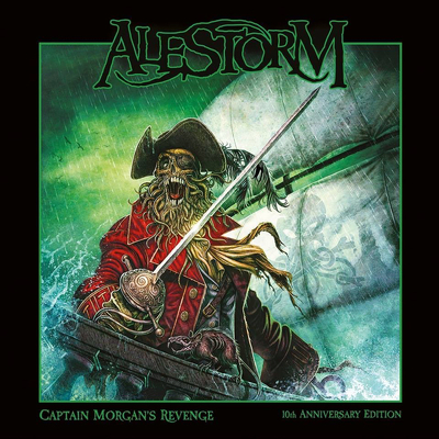 CD Shop - ALESTORM CAPTAIN MORGAN