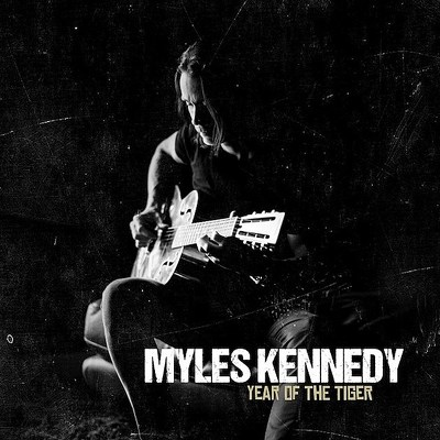CD Shop - KENNEDY, MYLES YEAR OF THE TIGER LTD.