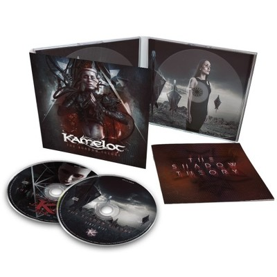 CD Shop - KAMELOT THE SHADOW THEORY LTD.