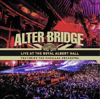 CD Shop - ALTER BRIDGE LIVE AT ROYAL ALBERT HALL