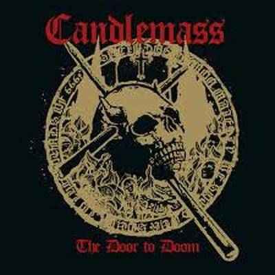 CD Shop - CANDLEMASS THE DOOR TO DOOM
