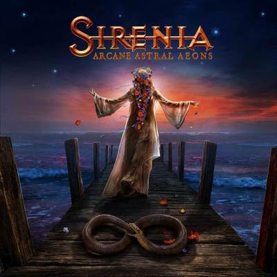 CD Shop - SIRENIA ARCANE ASTRAL AEONS