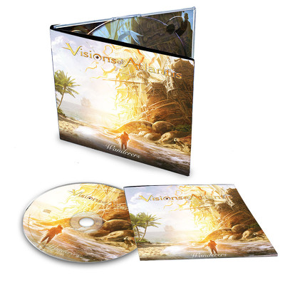 CD Shop - VISIONS OF ATLANTIS WANDERER