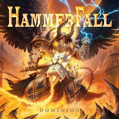 CD Shop - HAMMERFALL DOMINION