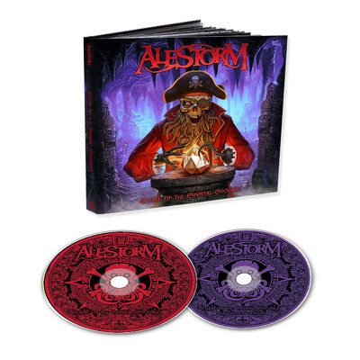 CD Shop - ALESTORM CURSE OF THE CRYSTAL COCONUT LTD.