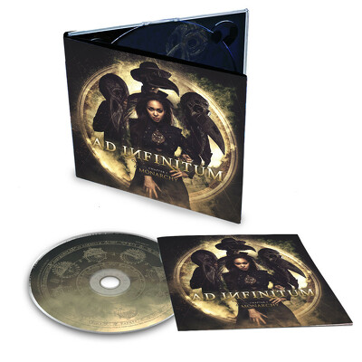 CD Shop - AD INFINITUM CHAPTER I: MONARCHY