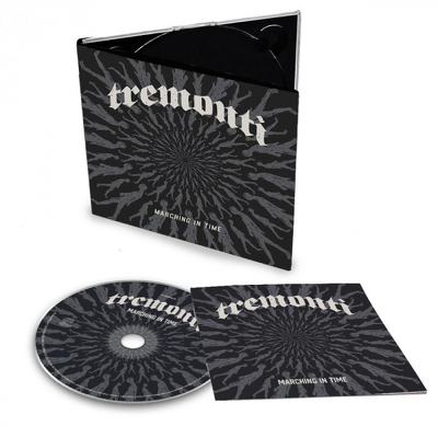CD Shop - TREMONTI MARCHING IN TIME