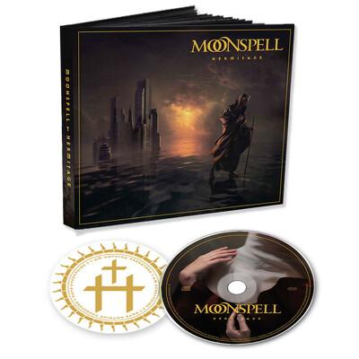 CD Shop - MOONSPELL HERMITAGE MEDIABOOK LTD.